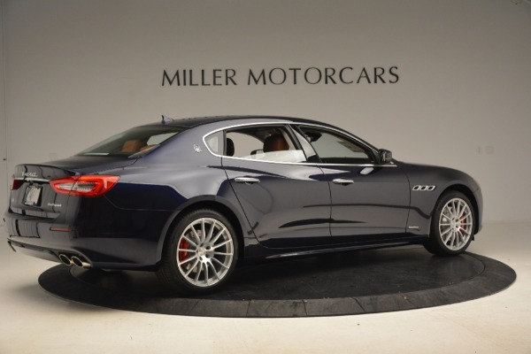 New 2019 Maserati Quattroporte S Q4 GranSport for sale $125,765 at Bentley Greenwich in Greenwich CT 06830 8