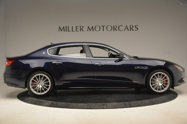 New 2019 Maserati Quattroporte S Q4 GranSport for sale $125,765 at Bentley Greenwich in Greenwich CT 06830 9
