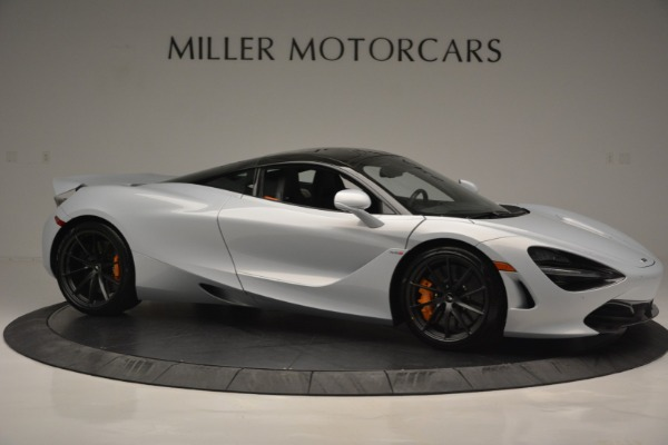 New 2019 McLaren 720S Coupe for sale $344,340 at Bentley Greenwich in Greenwich CT 06830 10