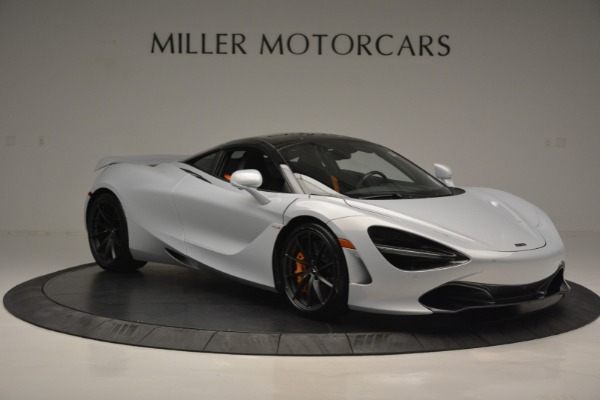 New 2019 McLaren 720S Coupe for sale $344,340 at Bentley Greenwich in Greenwich CT 06830 11
