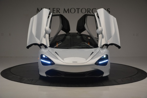 New 2019 McLaren 720S Coupe for sale $344,340 at Bentley Greenwich in Greenwich CT 06830 13
