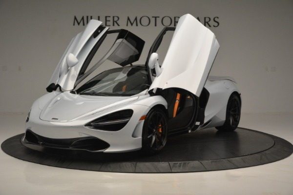 New 2019 McLaren 720S Coupe for sale $344,340 at Bentley Greenwich in Greenwich CT 06830 15