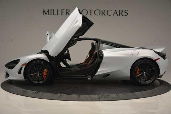 New 2019 McLaren 720S Coupe for sale $344,340 at Bentley Greenwich in Greenwich CT 06830 16