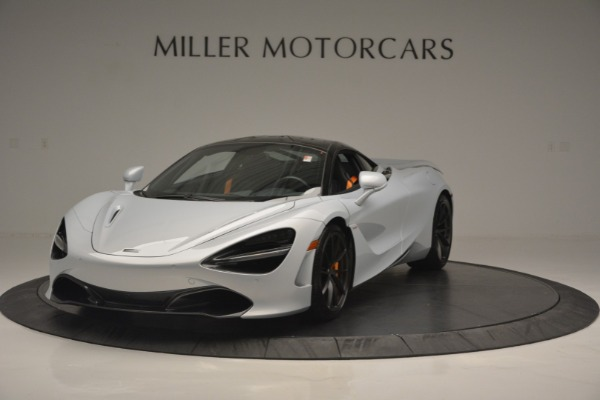 New 2019 McLaren 720S Coupe for sale $344,340 at Bentley Greenwich in Greenwich CT 06830 2