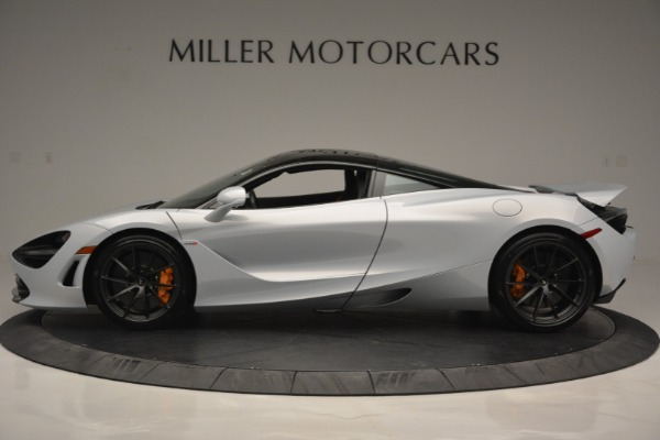 New 2019 McLaren 720S Coupe for sale $344,340 at Bentley Greenwich in Greenwich CT 06830 3