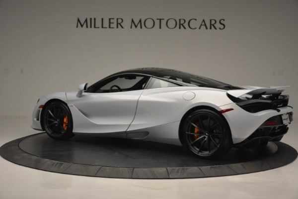New 2019 McLaren 720S Coupe for sale $344,340 at Bentley Greenwich in Greenwich CT 06830 4