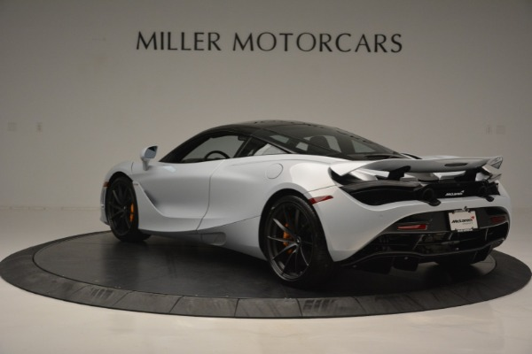 New 2019 McLaren 720S Coupe for sale $344,340 at Bentley Greenwich in Greenwich CT 06830 5