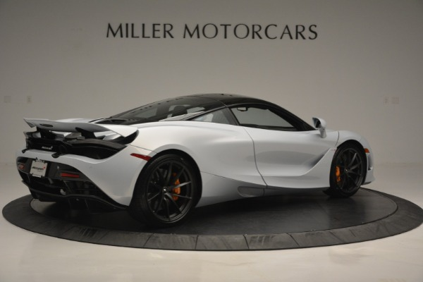 New 2019 McLaren 720S Coupe for sale $344,340 at Bentley Greenwich in Greenwich CT 06830 8
