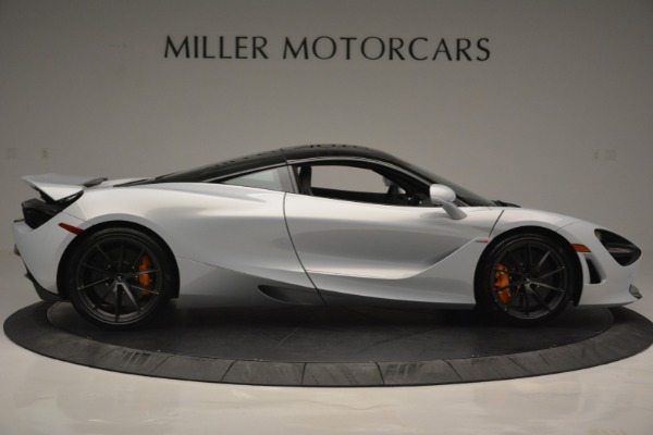 New 2019 McLaren 720S Coupe for sale $344,340 at Bentley Greenwich in Greenwich CT 06830 9
