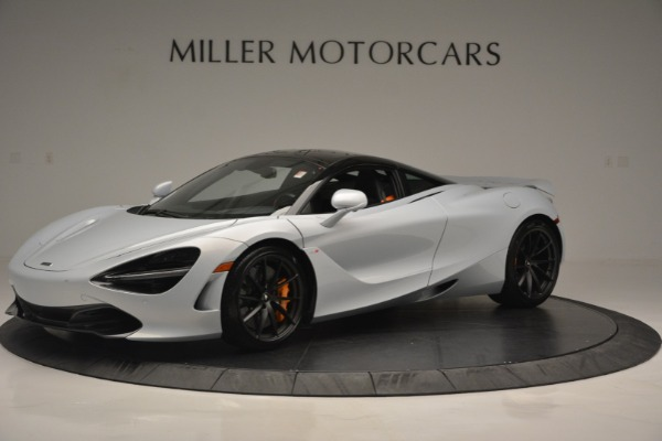 New 2019 McLaren 720S Coupe for sale $344,340 at Bentley Greenwich in Greenwich CT 06830 1
