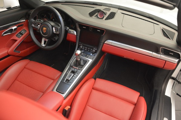 Used 2017 Porsche 911 Targa 4S for sale Sold at Bentley Greenwich in Greenwich CT 06830 21