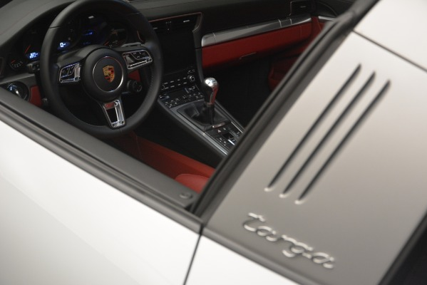 Used 2017 Porsche 911 Targa 4S for sale Sold at Bentley Greenwich in Greenwich CT 06830 22