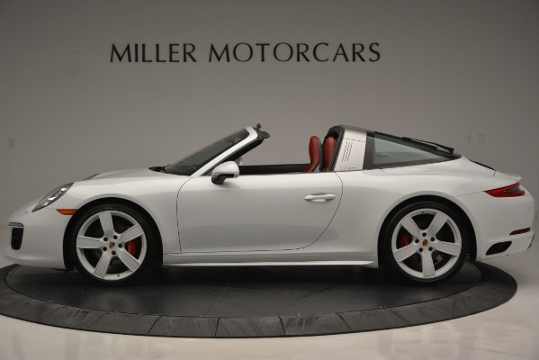 Used 2017 Porsche 911 Targa 4S for sale Sold at Bentley Greenwich in Greenwich CT 06830 3