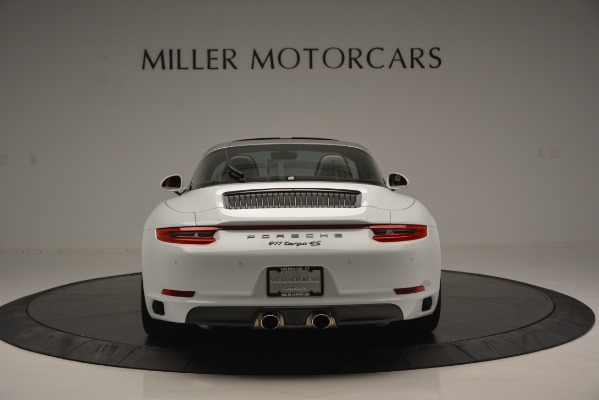 Used 2017 Porsche 911 Targa 4S for sale Sold at Bentley Greenwich in Greenwich CT 06830 5