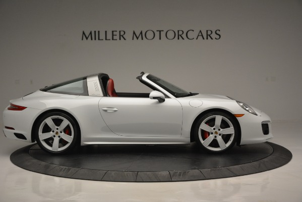 Used 2017 Porsche 911 Targa 4S for sale Sold at Bentley Greenwich in Greenwich CT 06830 9