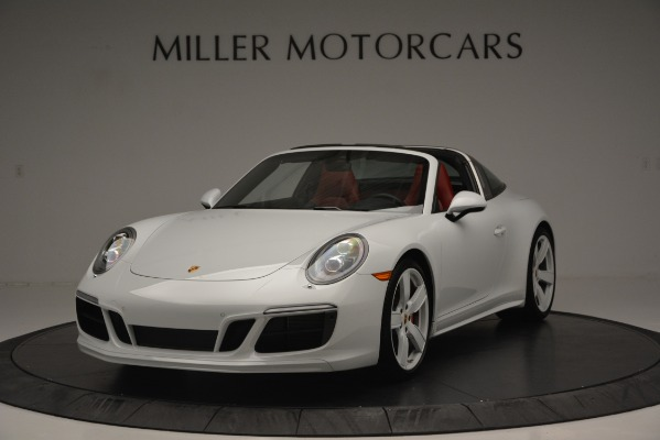 Used 2017 Porsche 911 Targa 4S for sale Sold at Bentley Greenwich in Greenwich CT 06830 1