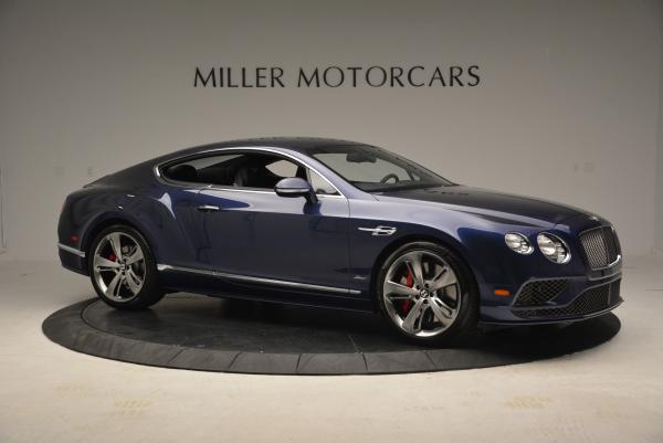 Used 2016 Bentley Continental GT Speed GT Speed for sale Sold at Bentley Greenwich in Greenwich CT 06830 10