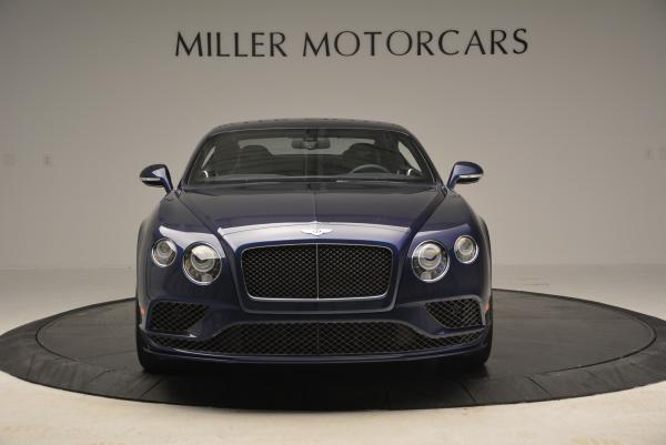 Used 2016 Bentley Continental GT Speed GT Speed for sale Sold at Bentley Greenwich in Greenwich CT 06830 12
