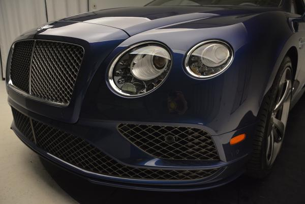Used 2016 Bentley Continental GT Speed GT Speed for sale Sold at Bentley Greenwich in Greenwich CT 06830 14