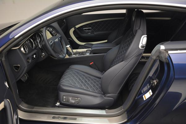 Used 2016 Bentley Continental GT Speed GT Speed for sale Sold at Bentley Greenwich in Greenwich CT 06830 22