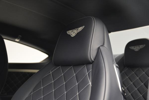Used 2016 Bentley Continental GT Speed GT Speed for sale Sold at Bentley Greenwich in Greenwich CT 06830 24