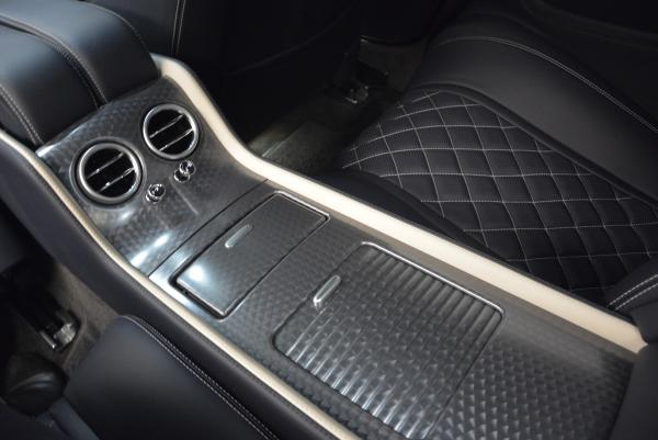 Used 2016 Bentley Continental GT Speed GT Speed for sale Sold at Bentley Greenwich in Greenwich CT 06830 27