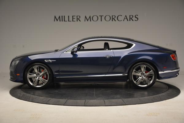 Used 2016 Bentley Continental GT Speed GT Speed for sale Sold at Bentley Greenwich in Greenwich CT 06830 3