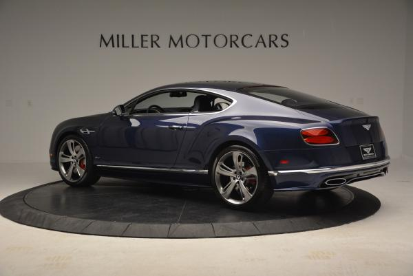 Used 2016 Bentley Continental GT Speed GT Speed for sale Sold at Bentley Greenwich in Greenwich CT 06830 4