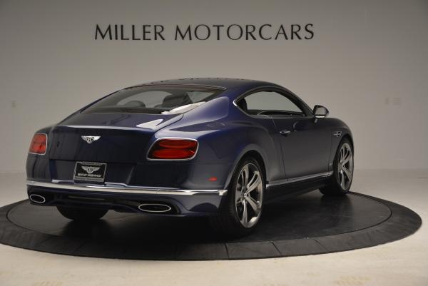 Used 2016 Bentley Continental GT Speed GT Speed for sale Sold at Bentley Greenwich in Greenwich CT 06830 7