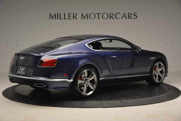 Used 2016 Bentley Continental GT Speed GT Speed for sale Sold at Bentley Greenwich in Greenwich CT 06830 8