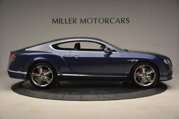 Used 2016 Bentley Continental GT Speed GT Speed for sale Sold at Bentley Greenwich in Greenwich CT 06830 9
