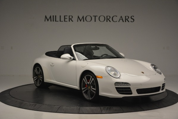 Used 2011 Porsche 911 Carrera 4S for sale Sold at Bentley Greenwich in Greenwich CT 06830 12