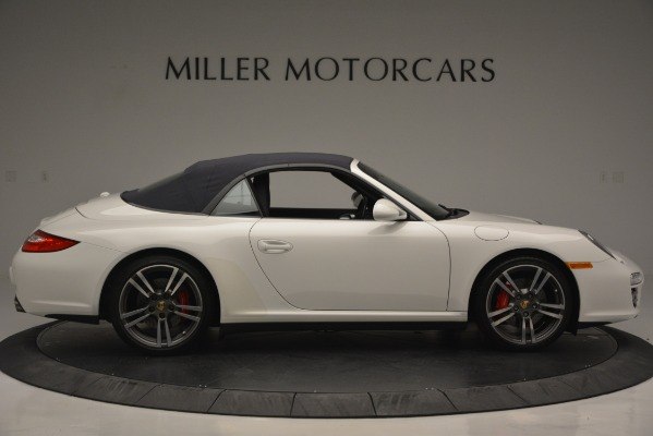 Used 2011 Porsche 911 Carrera 4S for sale Sold at Bentley Greenwich in Greenwich CT 06830 15