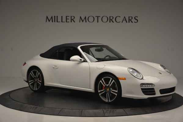 Used 2011 Porsche 911 Carrera 4S for sale Sold at Bentley Greenwich in Greenwich CT 06830 16