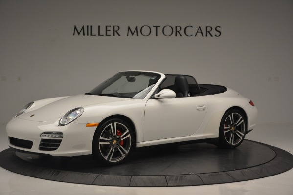 Used 2011 Porsche 911 Carrera 4S for sale Sold at Bentley Greenwich in Greenwich CT 06830 2