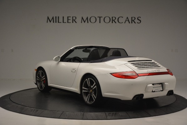 Used 2011 Porsche 911 Carrera 4S for sale Sold at Bentley Greenwich in Greenwich CT 06830 5