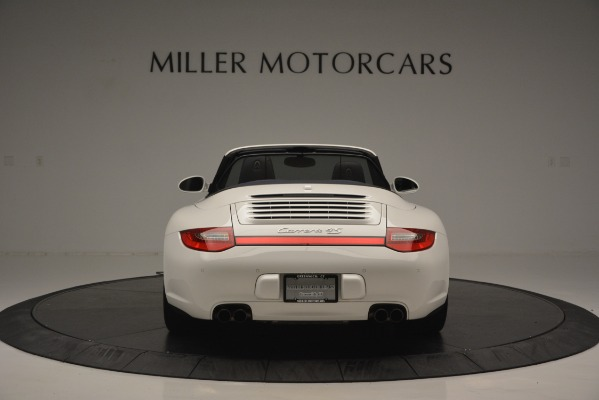 Used 2011 Porsche 911 Carrera 4S for sale Sold at Bentley Greenwich in Greenwich CT 06830 6