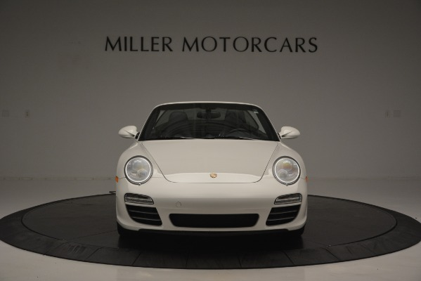 Used 2011 Porsche 911 Carrera 4S for sale Sold at Bentley Greenwich in Greenwich CT 06830 7