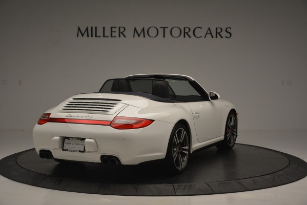 Used 2011 Porsche 911 Carrera 4S for sale Sold at Bentley Greenwich in Greenwich CT 06830 8