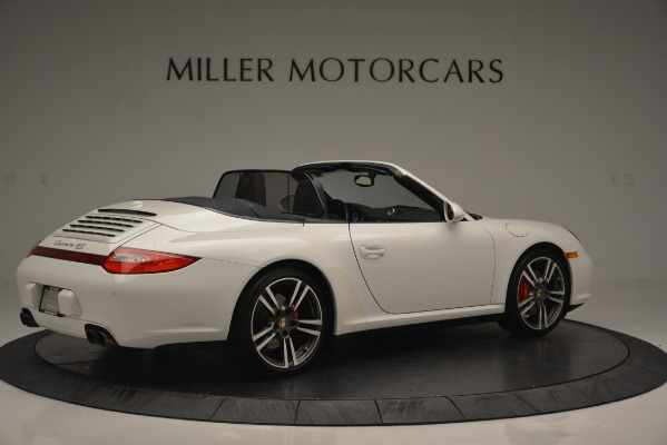 Used 2011 Porsche 911 Carrera 4S for sale Sold at Bentley Greenwich in Greenwich CT 06830 9