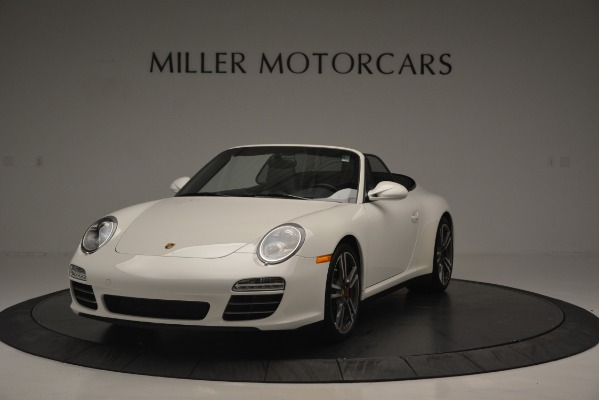 Used 2011 Porsche 911 Carrera 4S for sale Sold at Bentley Greenwich in Greenwich CT 06830 1