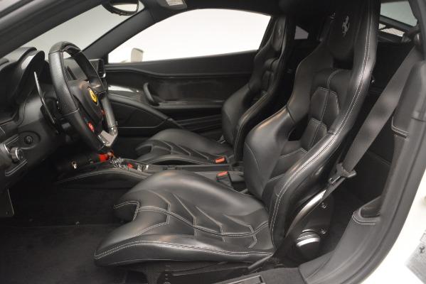 Used 2010 Ferrari 458 Italia for sale Sold at Bentley Greenwich in Greenwich CT 06830 14