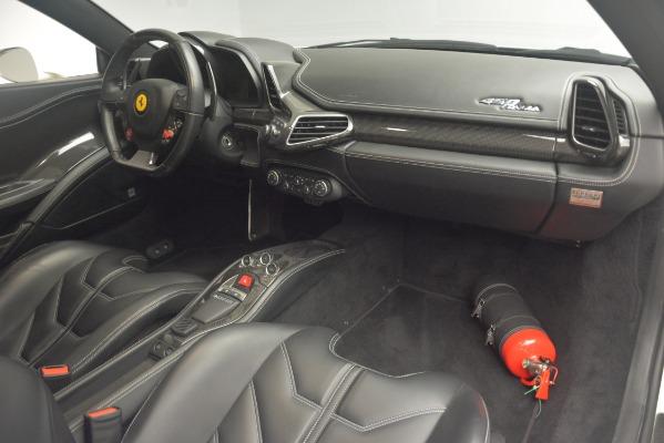 Used 2010 Ferrari 458 Italia for sale Sold at Bentley Greenwich in Greenwich CT 06830 17