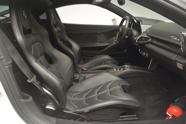 Used 2010 Ferrari 458 Italia for sale Sold at Bentley Greenwich in Greenwich CT 06830 18
