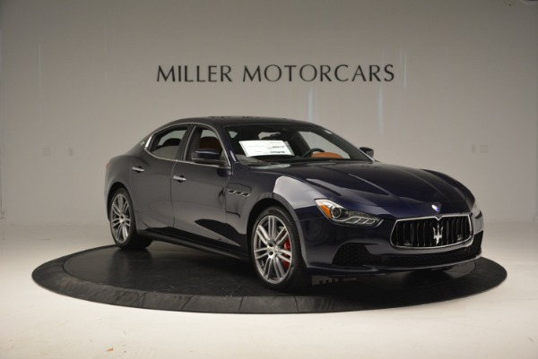 New 2019 Maserati Ghibli S Q4 for sale Sold at Bentley Greenwich in Greenwich CT 06830 11