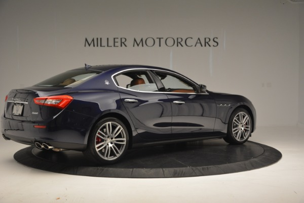 New 2019 Maserati Ghibli S Q4 for sale Sold at Bentley Greenwich in Greenwich CT 06830 8