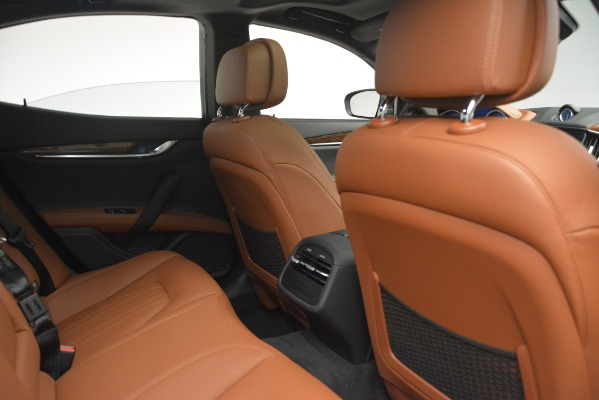 New 2019 Maserati Ghibli S Q4 for sale Sold at Bentley Greenwich in Greenwich CT 06830 20