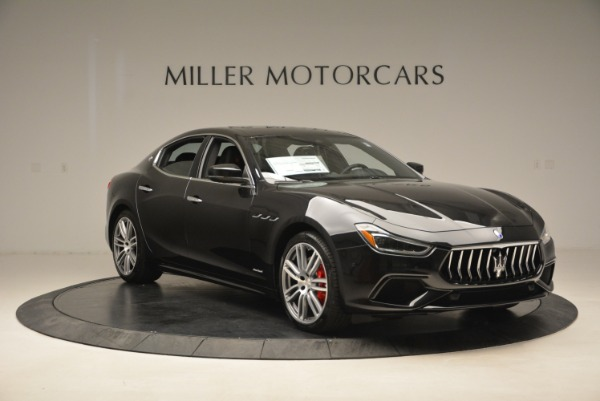 Used 2019 Maserati Ghibli S Q4 GranSport for sale $64,900 at Bentley Greenwich in Greenwich CT 06830 11