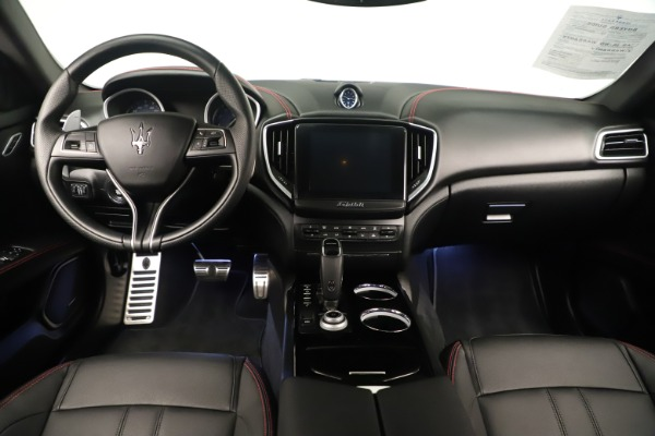 Used 2019 Maserati Ghibli S Q4 GranSport for sale $64,900 at Bentley Greenwich in Greenwich CT 06830 16