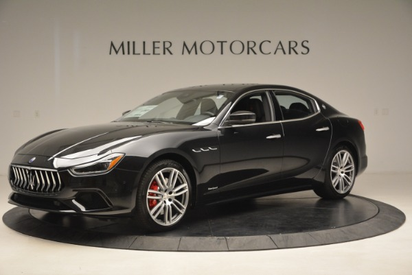 Used 2019 Maserati Ghibli S Q4 GranSport for sale $64,900 at Bentley Greenwich in Greenwich CT 06830 2